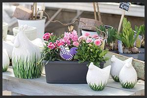 horticulture muller - 4 saisons pâques